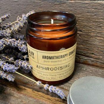 Aromatherapy Candle - Aphrodisiac