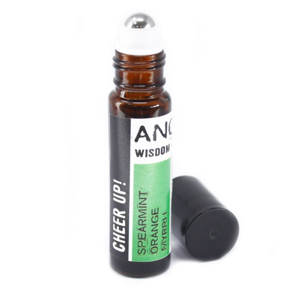 10ml Roll On Essential Oil Blend - Cheer Up