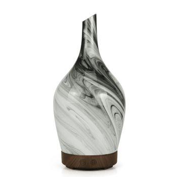Glass Abstract Grey- UK Plug Atomiser
