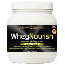 Whey Nourish (vanilla)