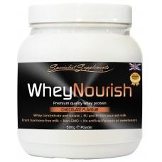 Whey Nourish (chocolate)
