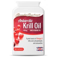Antarctic Krill Oil - 500mg