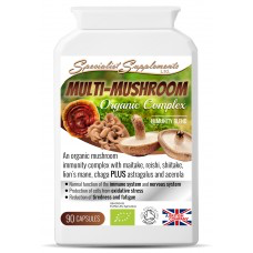 Multi-mushroom Blend (organic)
