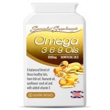 Omega 3-6-9 oils caps