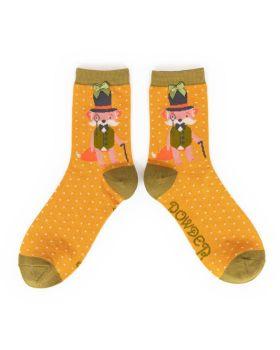 Fox Bamboo Socks