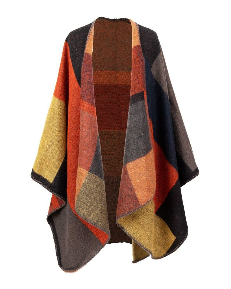 Cape in Tangerine from Powder Design