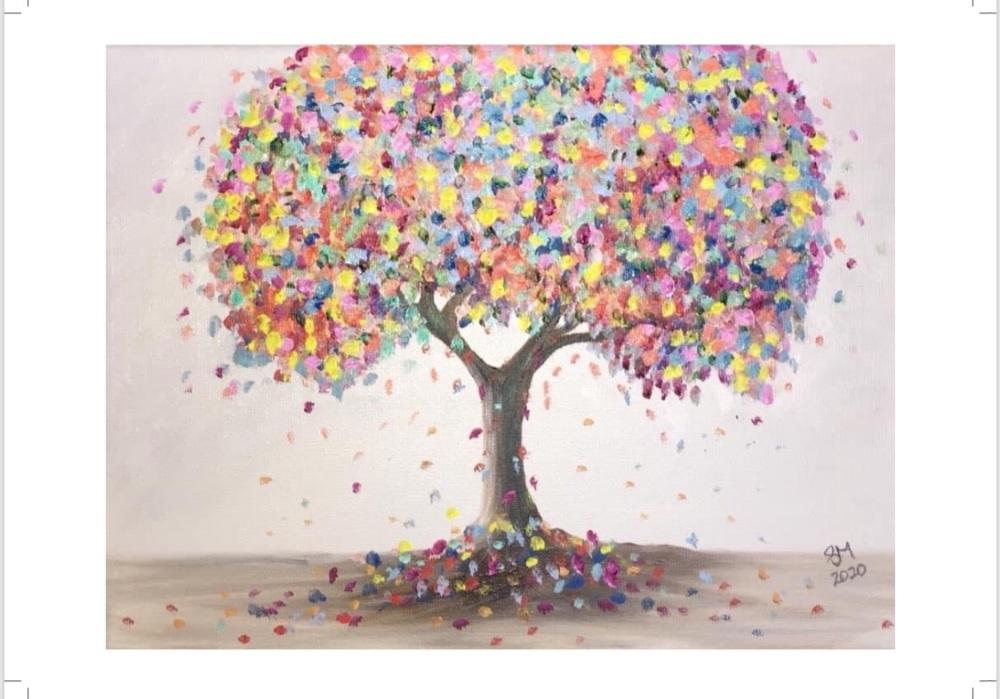 Tree Of Life Print (A4)