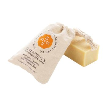 St Clement's Cold Processed Soap