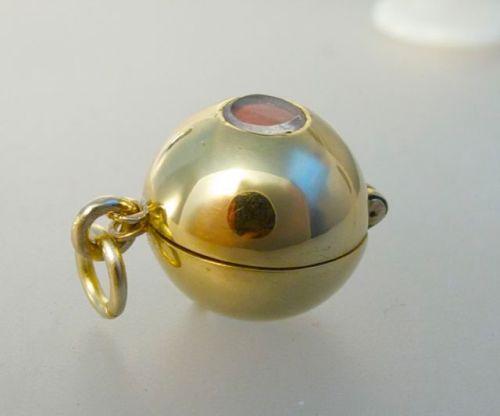 Mala bead locket