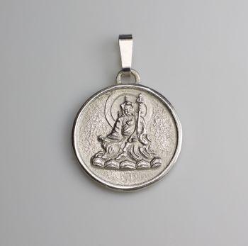 Guru Rinpoche - disc pendant