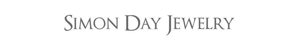www.simondayjewelry.com, site logo.