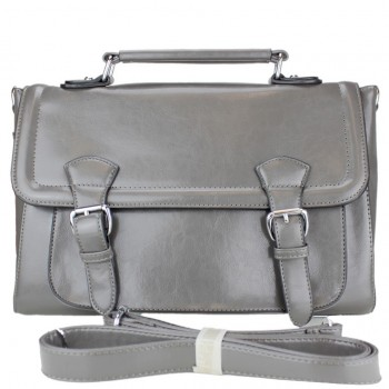 Vintage Satchel - Grey