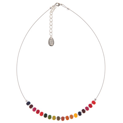 Carrie Elspeth - Carnival Link Necklace