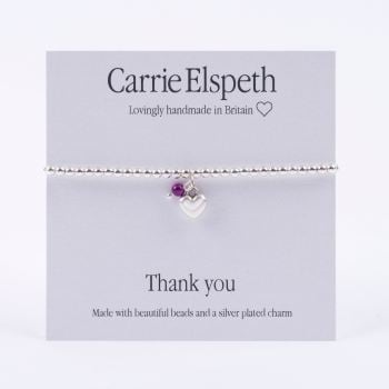 Carrie Elspeth - Thank you - Bracelet