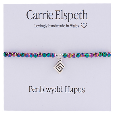 Carrie Elspeth - Penbwlywdd Hapus (Happy Birthday) - Bracelet