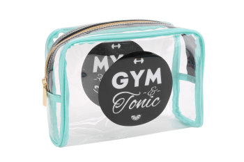 'Gym & Tonic' Cosmetic case