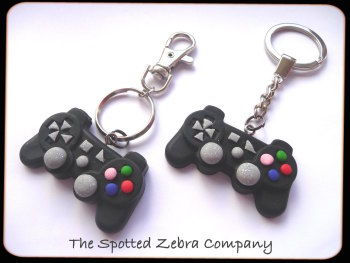 Playstation® Controller Keyring