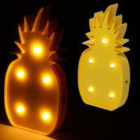 Pineapple LED Light Decoration