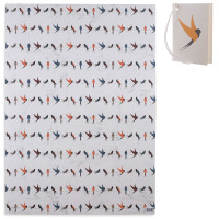 Swallow Bird Wrapping Paper