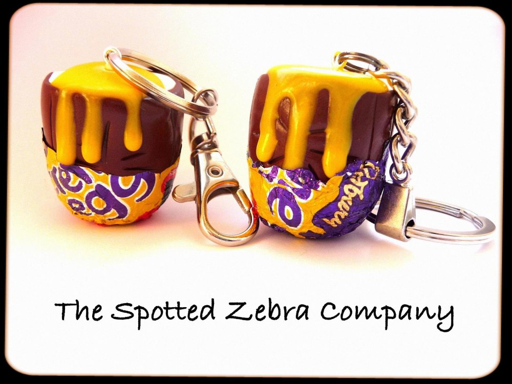Full-size Creme Egg® - Keyrings