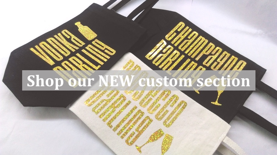 Custom personalised  items