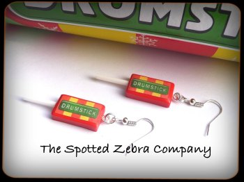 Replica Drumstick® Lolly - Earrings