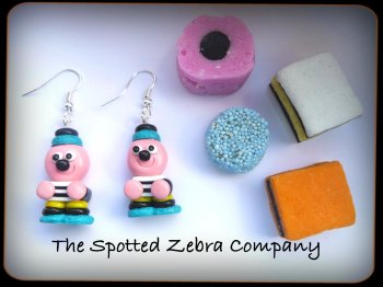 Replica Bertie Bassett® - Earrings