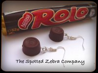 Replica Rolo® - Earrings