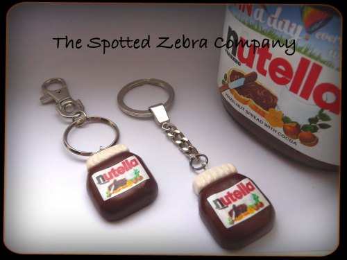 Replica Nutella® Jar - Keyring