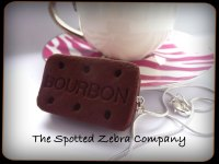 Replica Bourbon Biscuit - Necklace