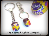 Replica Creme Egg® - Keyrings