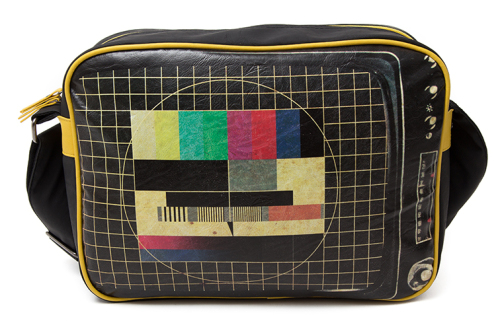 Plan B - TV Test Card Reporter Bag