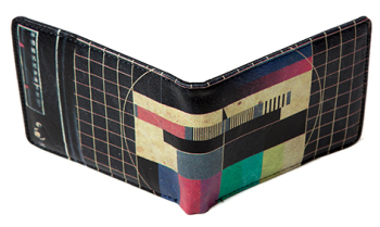 Plan B - TV Test Card Wallet