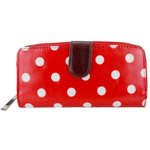 Red Polka Dot Purse
