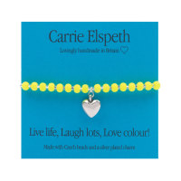 Carrie Elspeth - Brights Sentiments - Neon Yellow