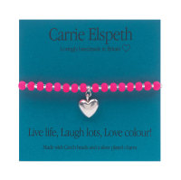 Carrie Elspeth - Brights Sentiments - Neon Pink