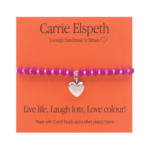 Carrie Elspeth - Brights Sentiments - Violet