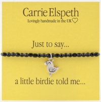 Carrie Elspeth - Just to say.. a little birdie told me - Bracelet