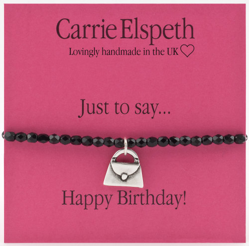 Carrie Elspeth - Just to say... Happy Birthday - Bracelet