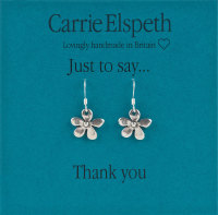 Carrie Elspeth - Just to say... Thank you - Earrings