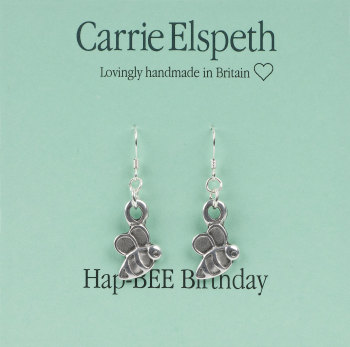 Carrie Elspeth - HAp-BEE Birthday - Earrings
