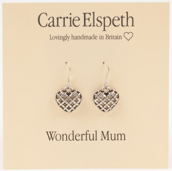 Carrie Elspeth - Wonderful Mum - Earrings