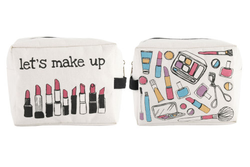 Let's Make Up - Washbag