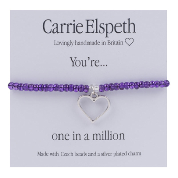 Carrie Elspeth - You're... one in a million - Bracelet