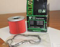 Suzuki GSX750 GSX1000 GS850 GS1100 GS550 GS500 GS450 Hi Flo Oil Filter HF133