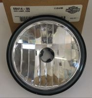 Harley Davidson Touring Auxillary Lens and Reflector Assembly 68414-05