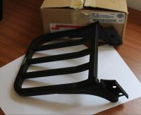 Harley XL Dyna Softail Sport Luggage Rack Crinkle Black 53939-03