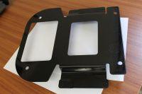 Harley CVO Road Glide Ultra Amplifier Bracket 76540-09