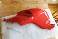 BMW K1300S Left Tank Panel Magma Red 46637728169