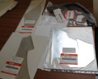 GSX1300R 08-14 Right Hand Fairing Accessories Job Lot